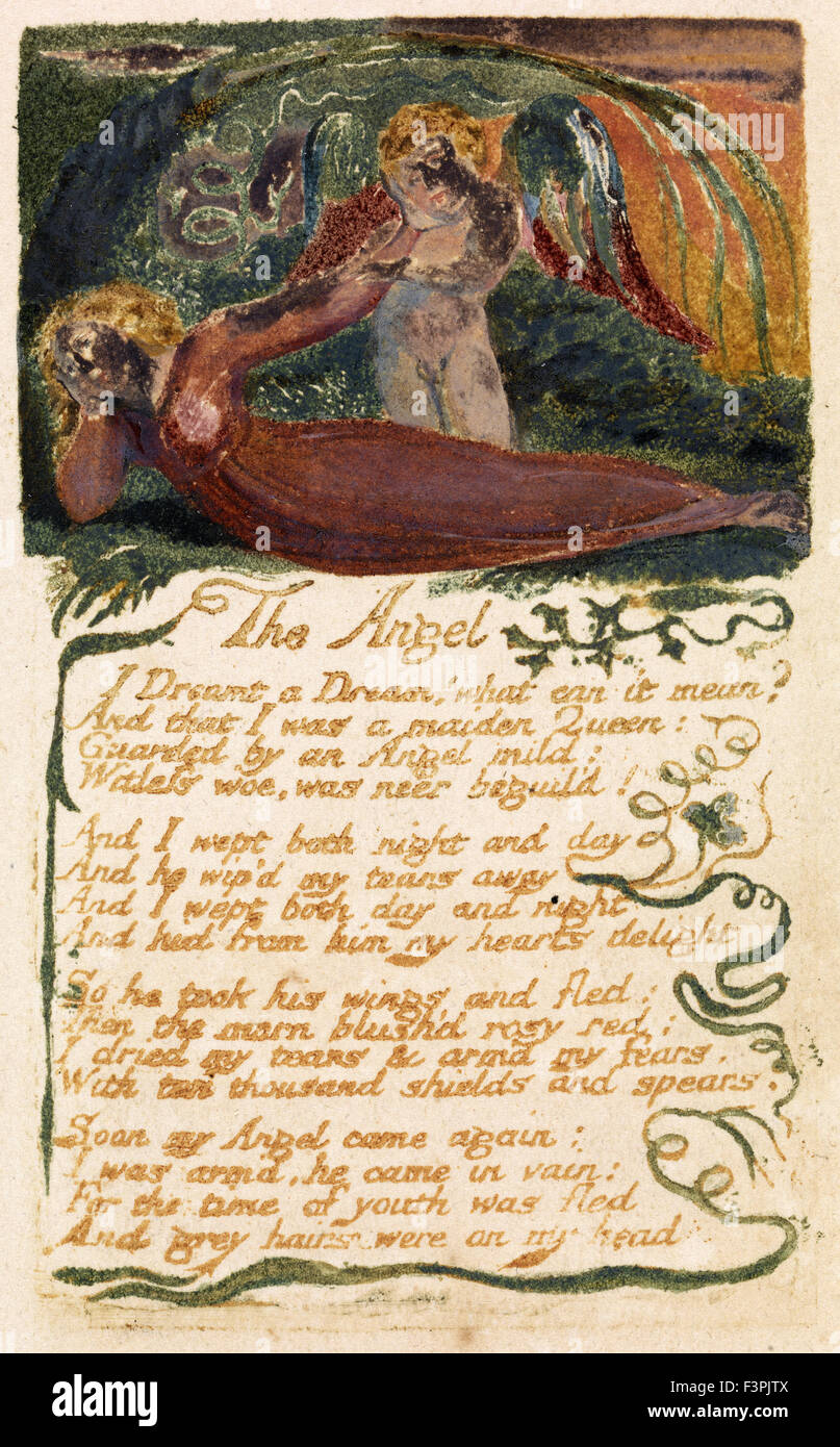 william blke songs of innocence Long before songs of innocence was a u2 album, it was a collection of poems by william blake, that would become the first part of a collection called songs of innocence and experience in this.
