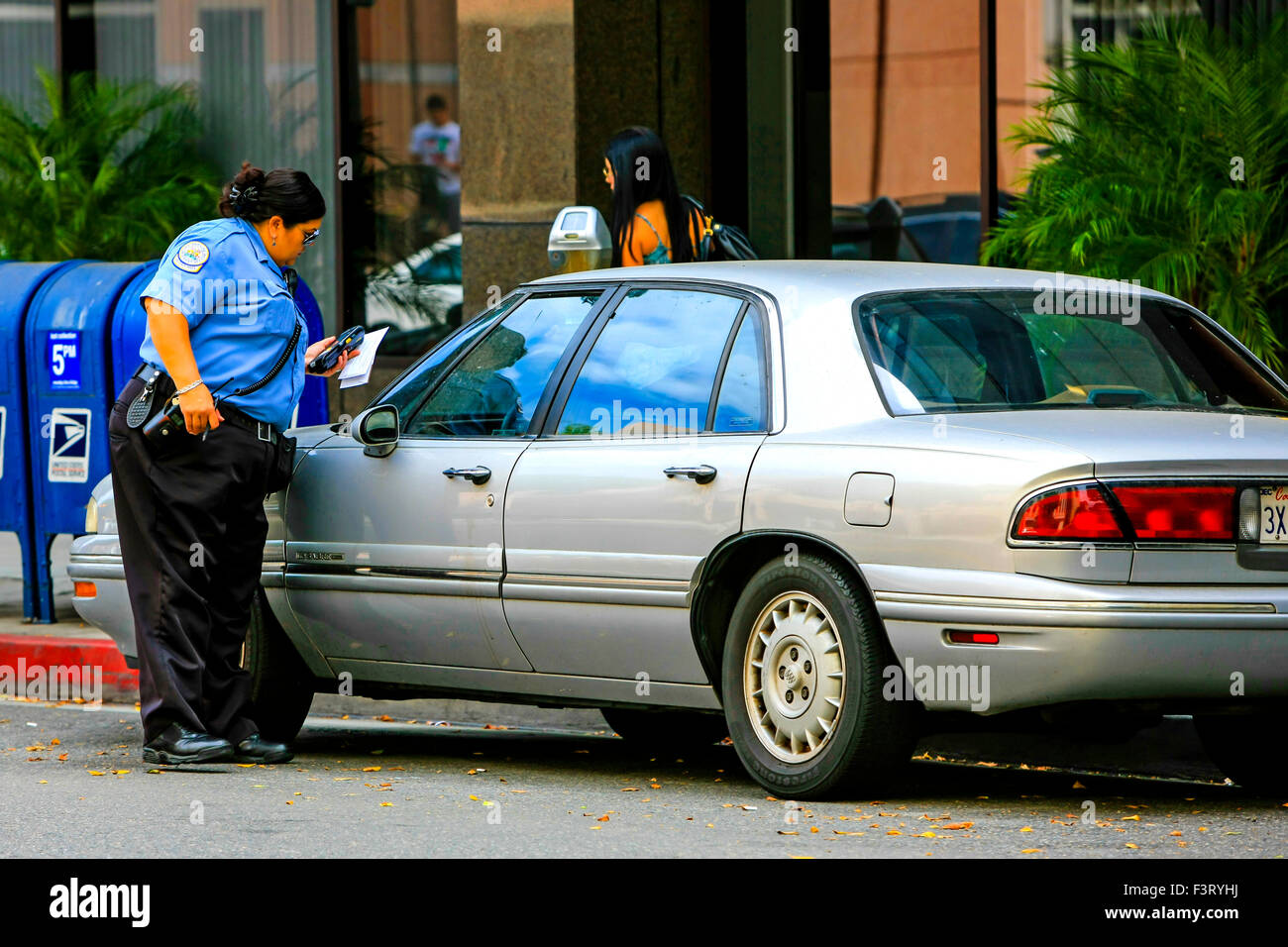 how to become a parking enforcement officer