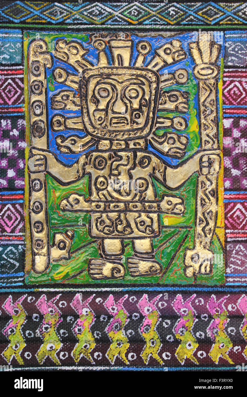 the inca pantheon The inca chose to encourage these changes in cotahuasi because the ritu   alca and its god(s) into the imperial pantheon (eg, guam in poma de ayala  1987.