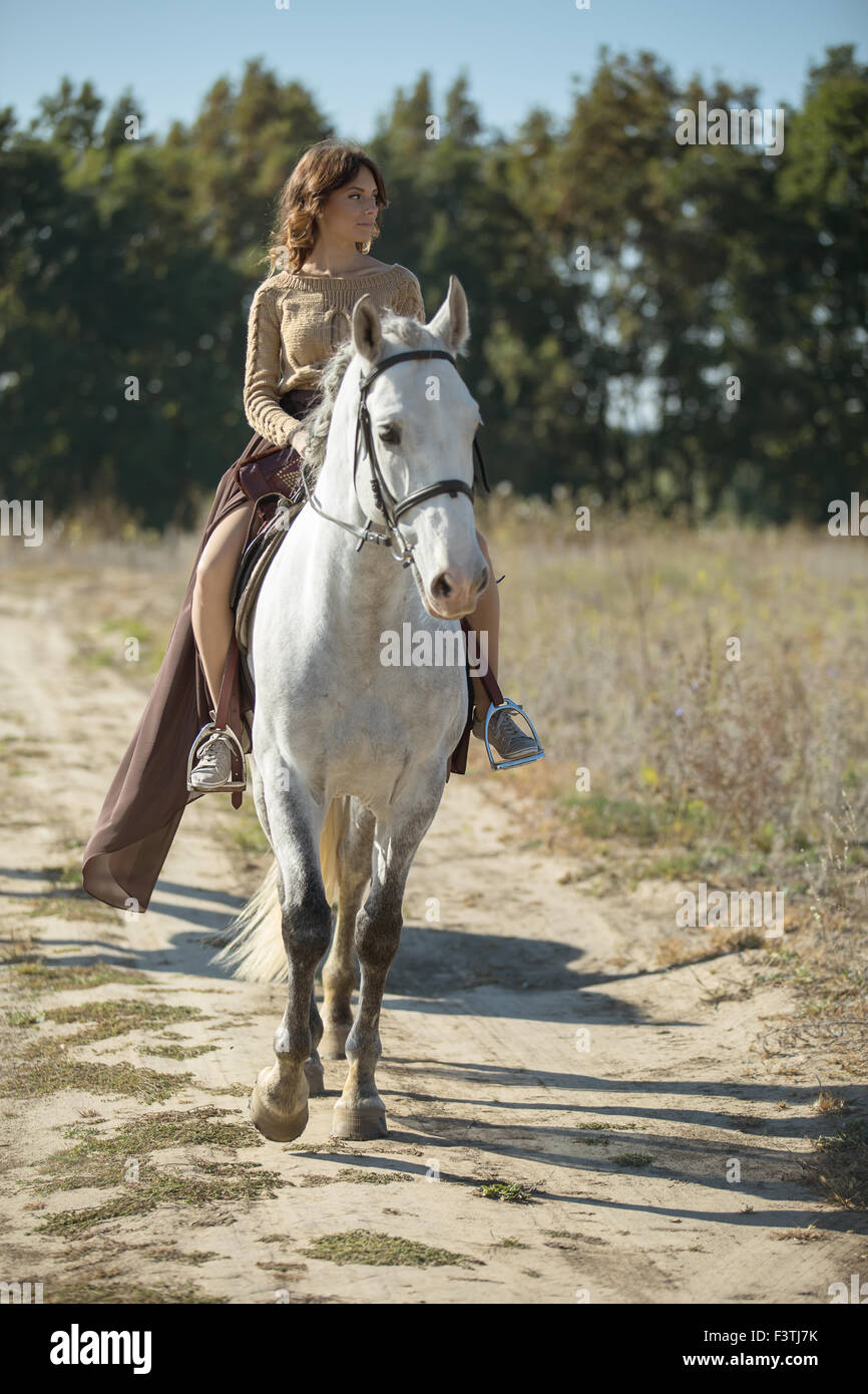 If you wanna ride…don't ride the white horse |Ride The White Horse
