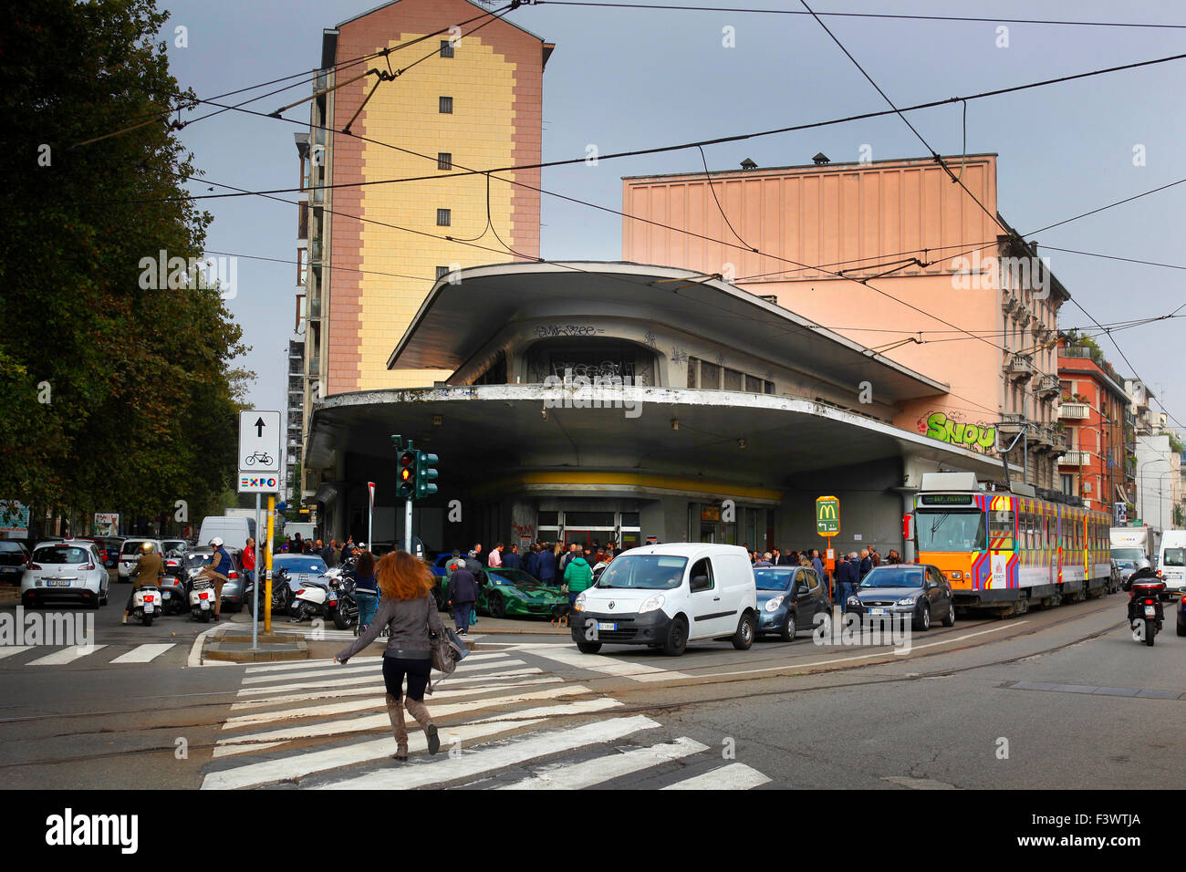 The new headquarters of lapo elkann 39 s garage italia - Garage italia lapo ...