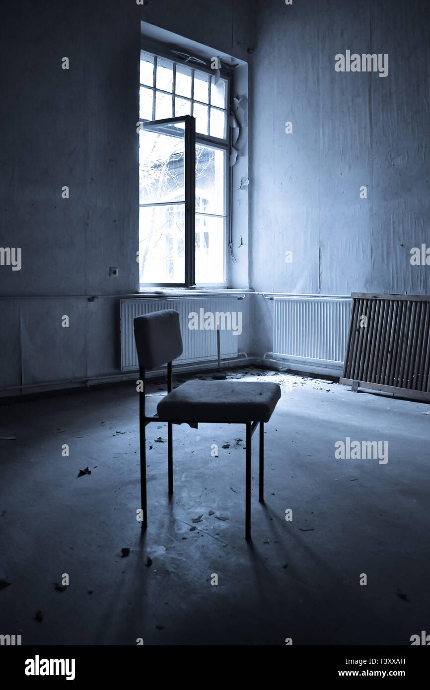 lonely chair Stock Photo, Royalty Free Image: 88487241 - Alamy