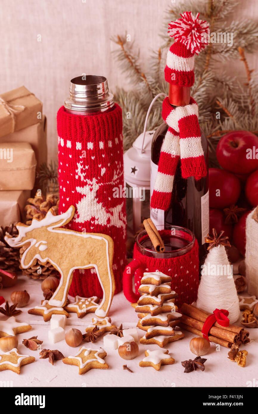 Vintage Stile Christmas Decorations