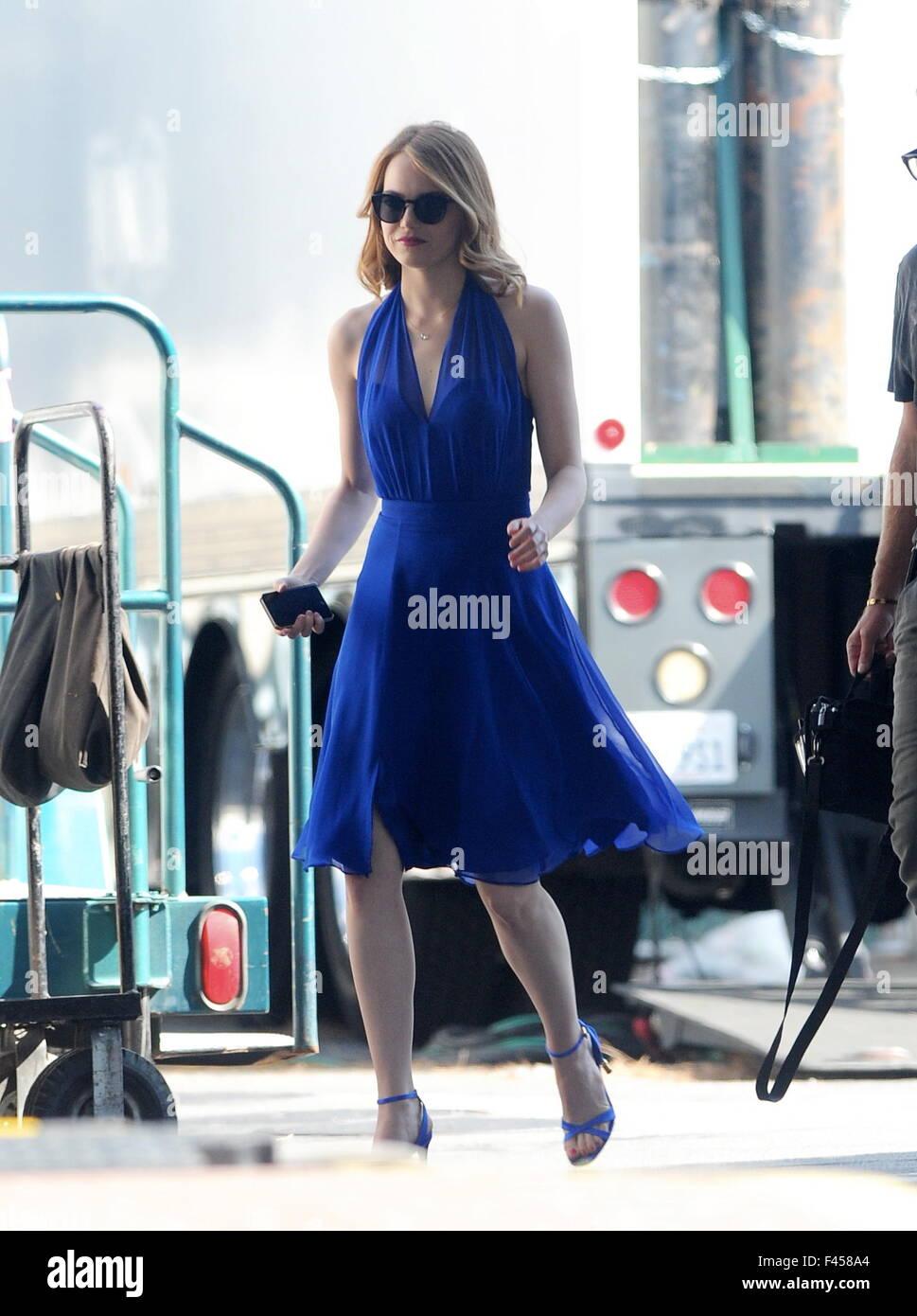 Stone Blue Dresses