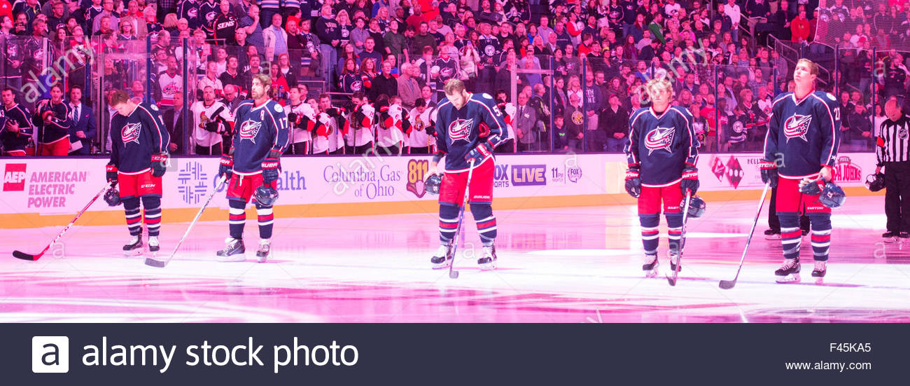 Blue Jackets Starting Lineup | Outdoor Jacket