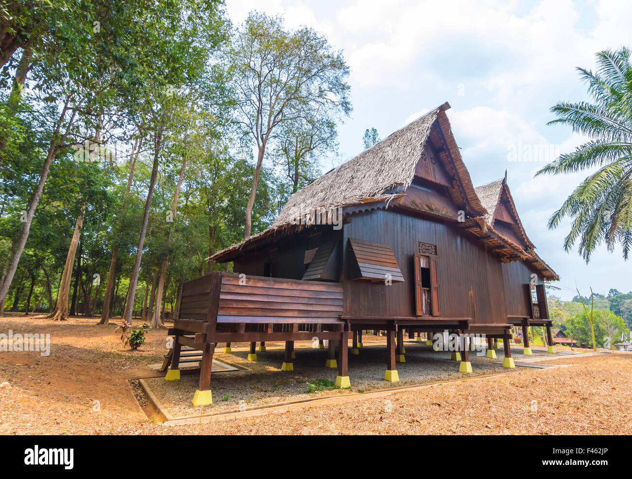 outstanding wooden house in malaysia 8