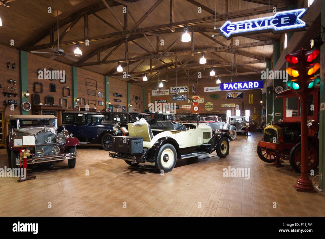 Antique Car Museum Florida Stock Photos  Antique Car Museum - Classic car museums in usa