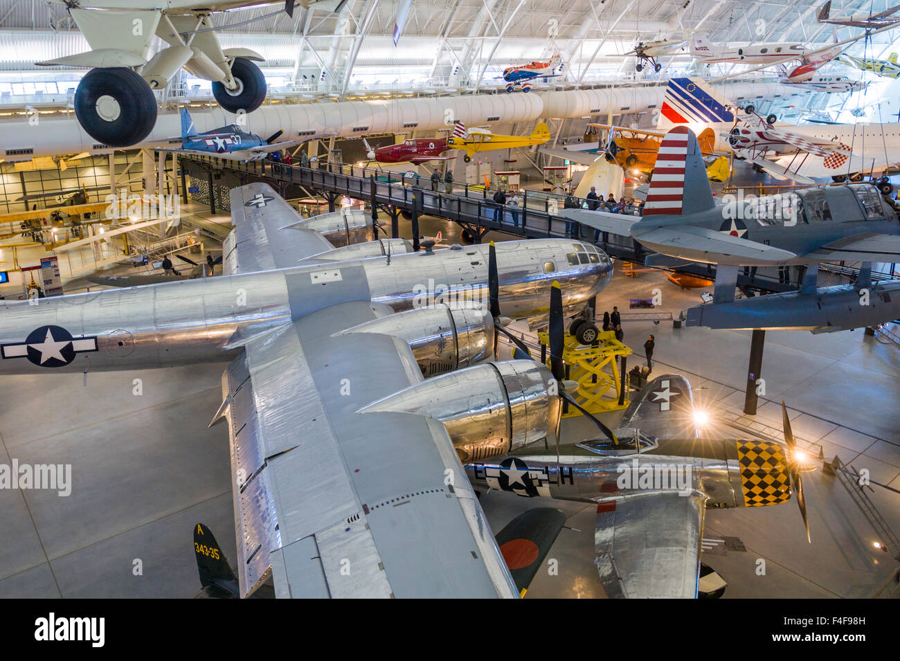 USA Virginia Herndon National Air And Space Museum Steven F - German museums in usa