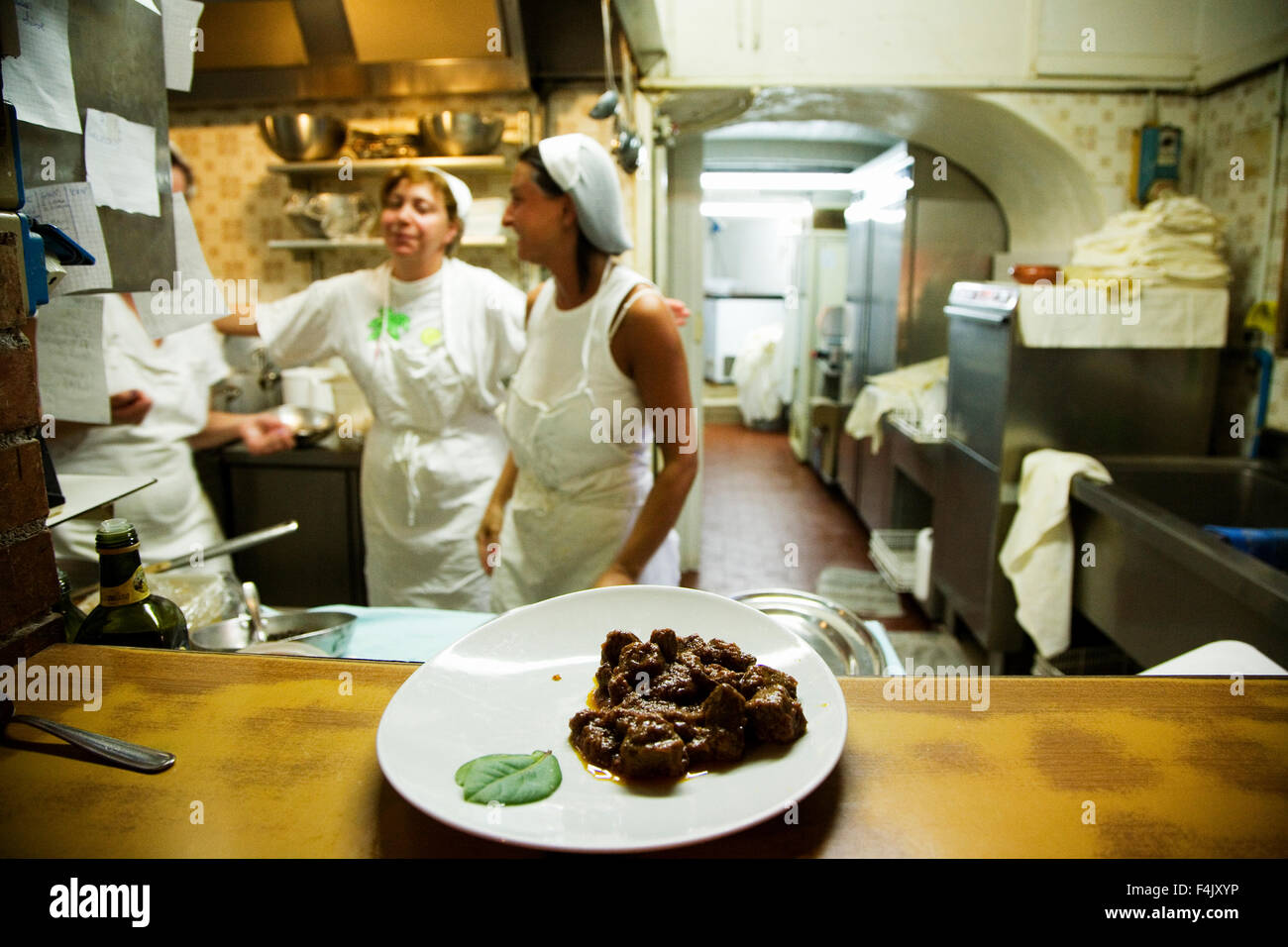Restaurant Kitchen Staff kitchen staff at local restaurant stock photo, royalty free image