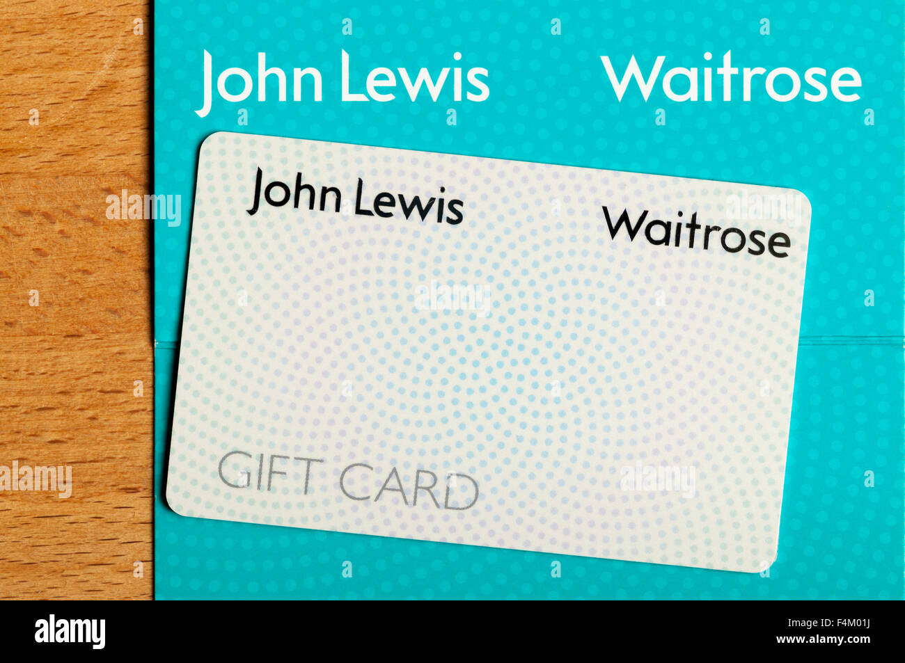 A john lewis and waitrose gift card stock photo royalty free a john lewis and waitrose gift card negle Gallery