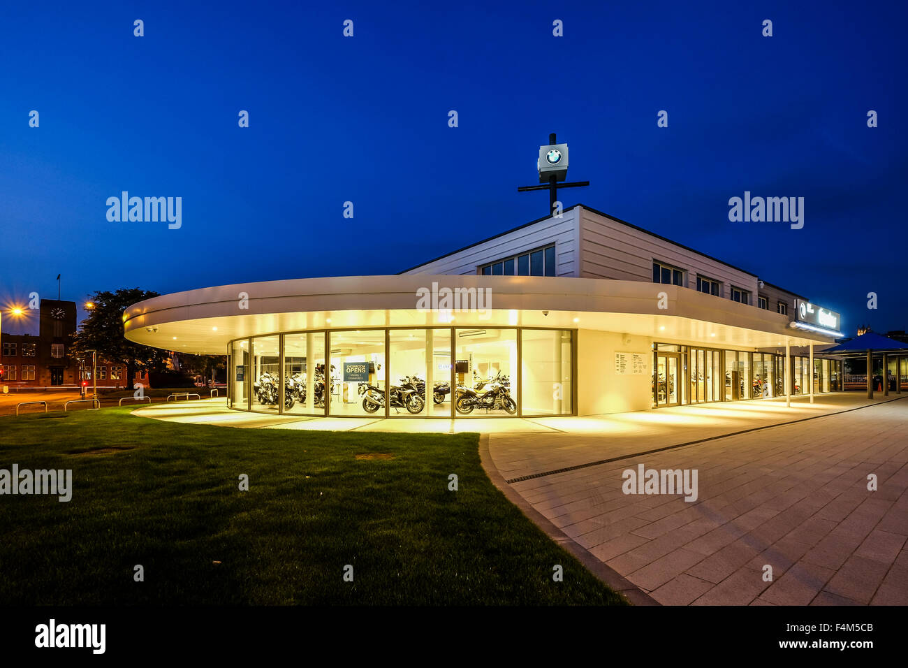 Bmw Store Stock Photos  Bmw Store Stock Images  Alamy