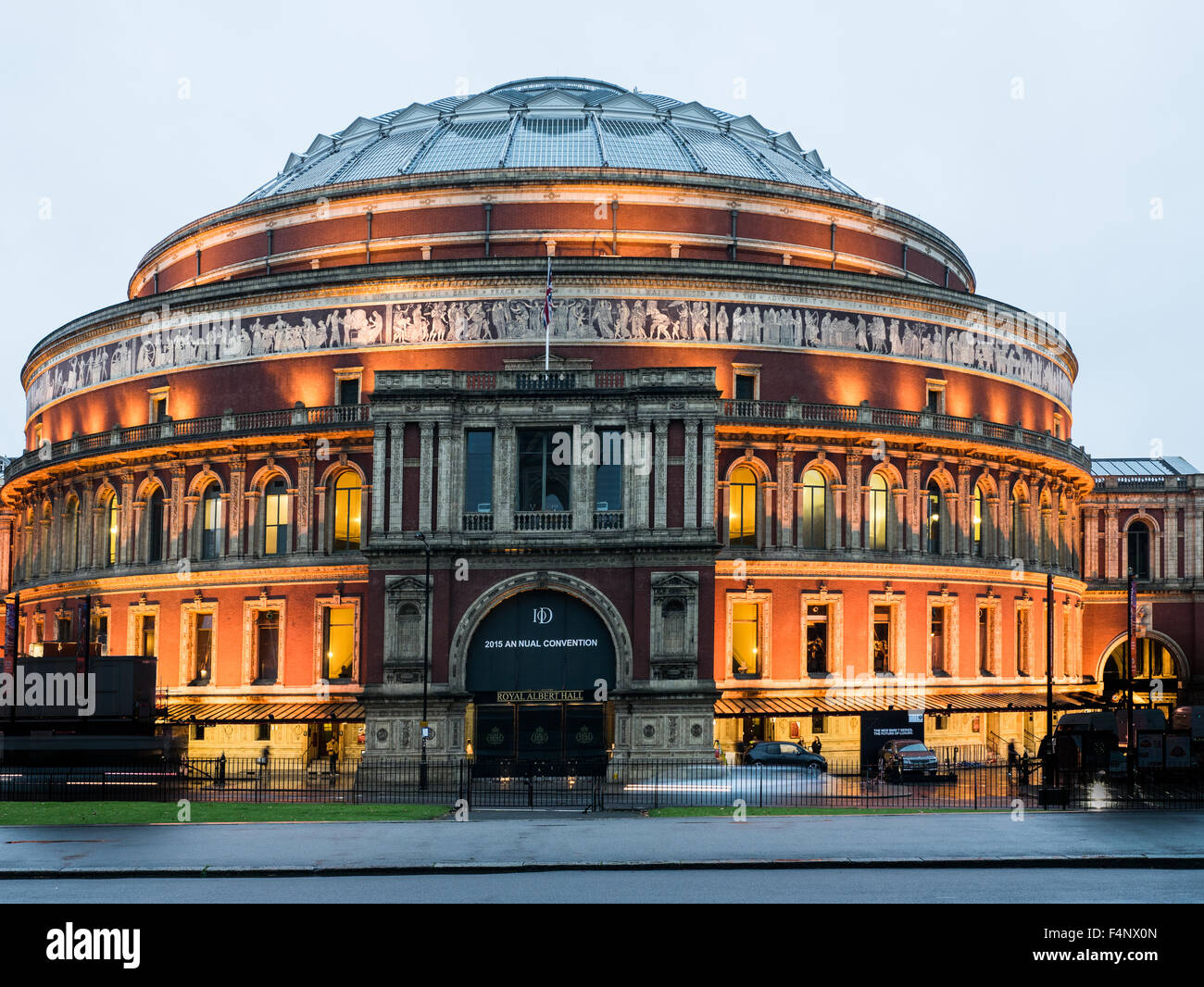 Royal albert hall london a concert hall opened in 1871 for Door 8 royal albert hall