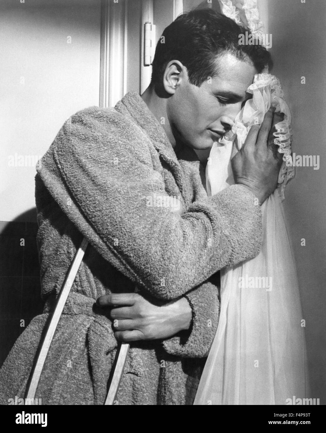 Paul Newman / Cat On A Hot Tin Roof 1958 Directed By Richard Brooks