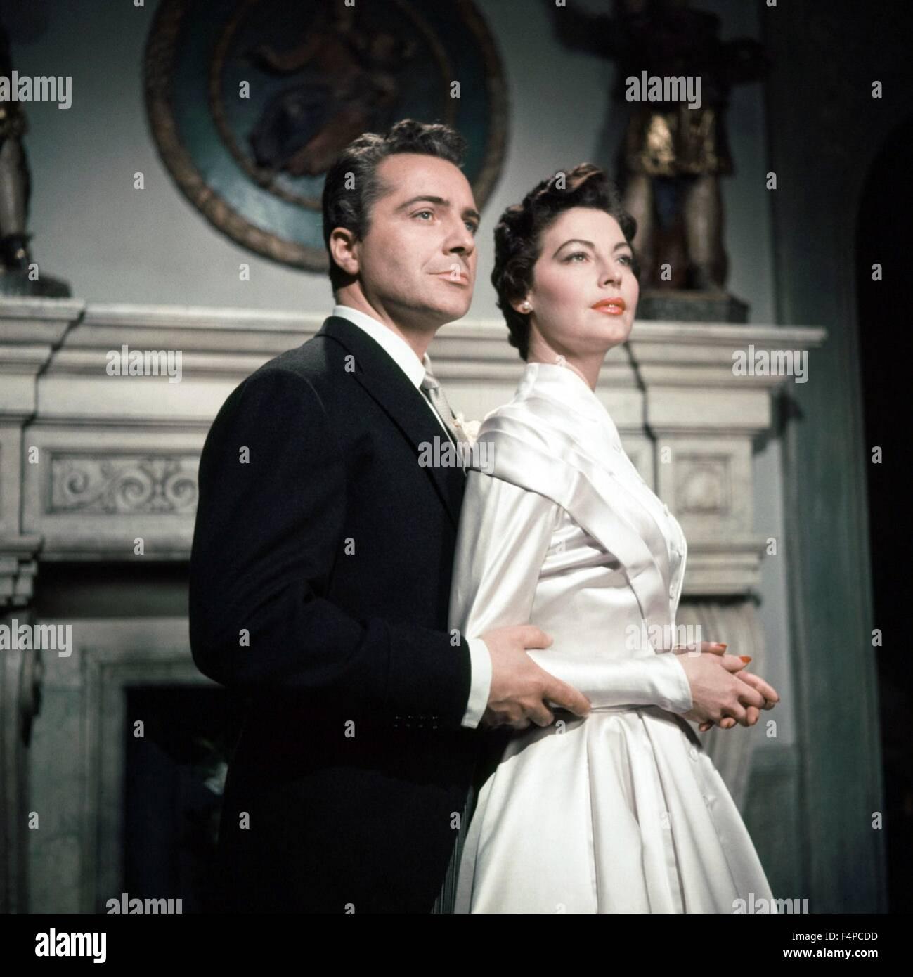 The Barefoot Contessa rossano brazzi, ava gardner / the barefoot contessa 1954 directed