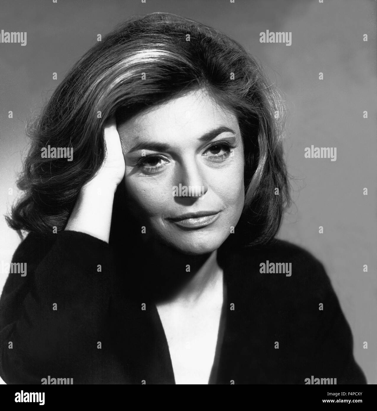 Anne Bancroft The Graduate Hair