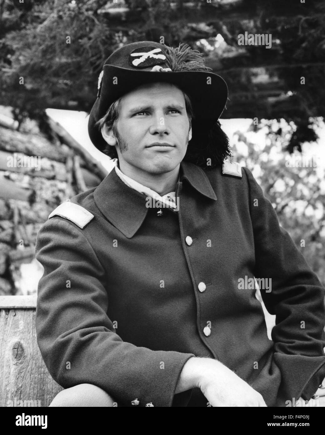 Harrison ford a time for killing 1967 directed by phil karlson stock image