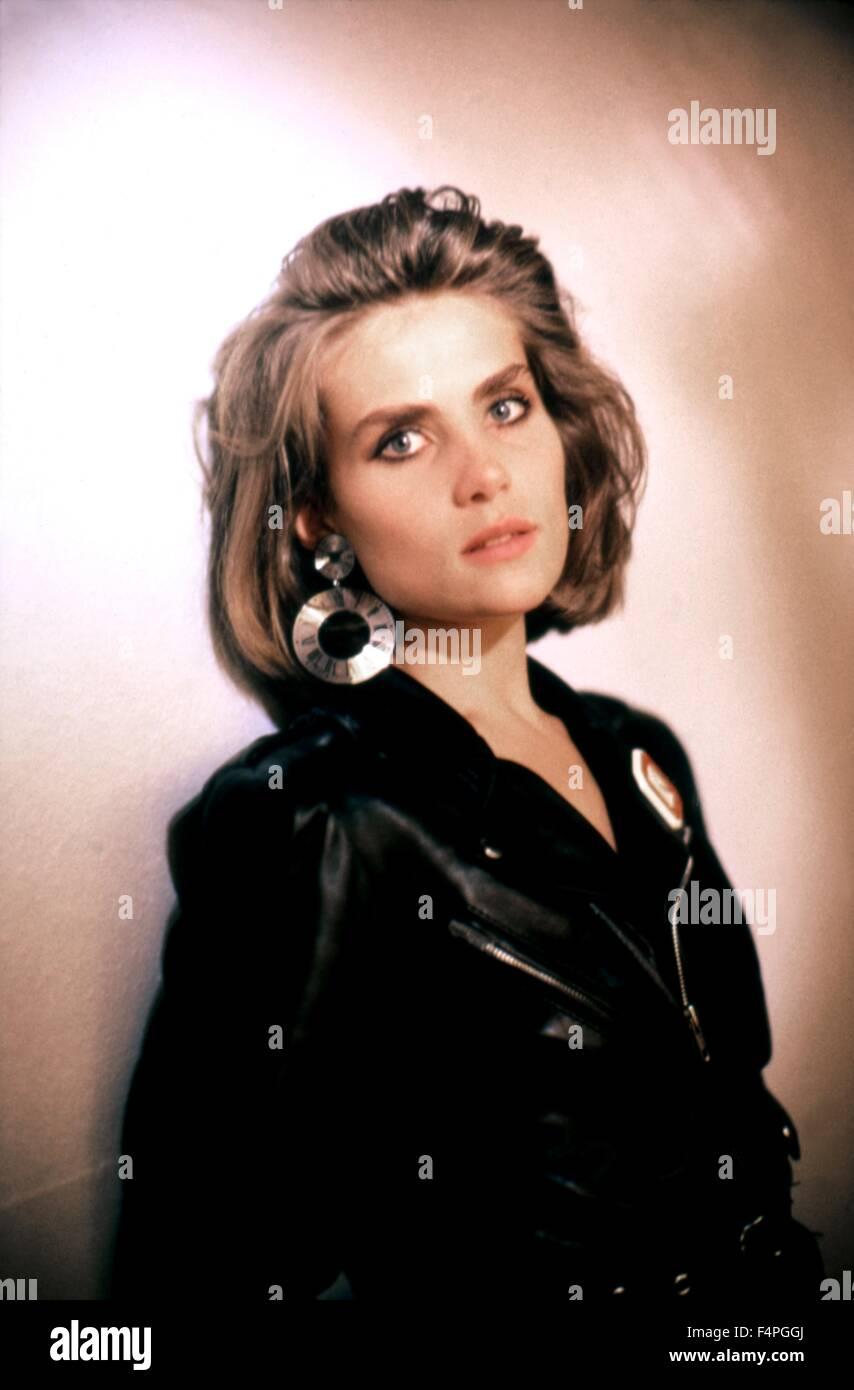 Emmanuelle Seigner Frantic 1988 Directed By Roman