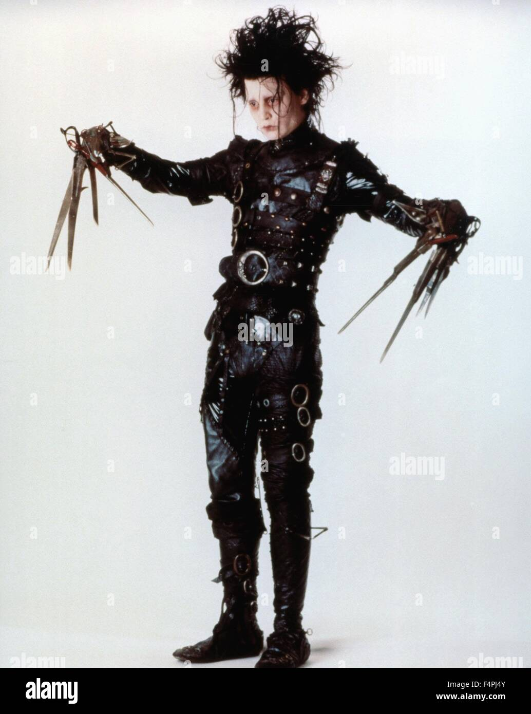 an analysis of edward scissor hands by tim burton Tim burton's edward scissorhands, which came out 25 years ago this week, is  more than just an updating of frankenstein it's the story of a.
