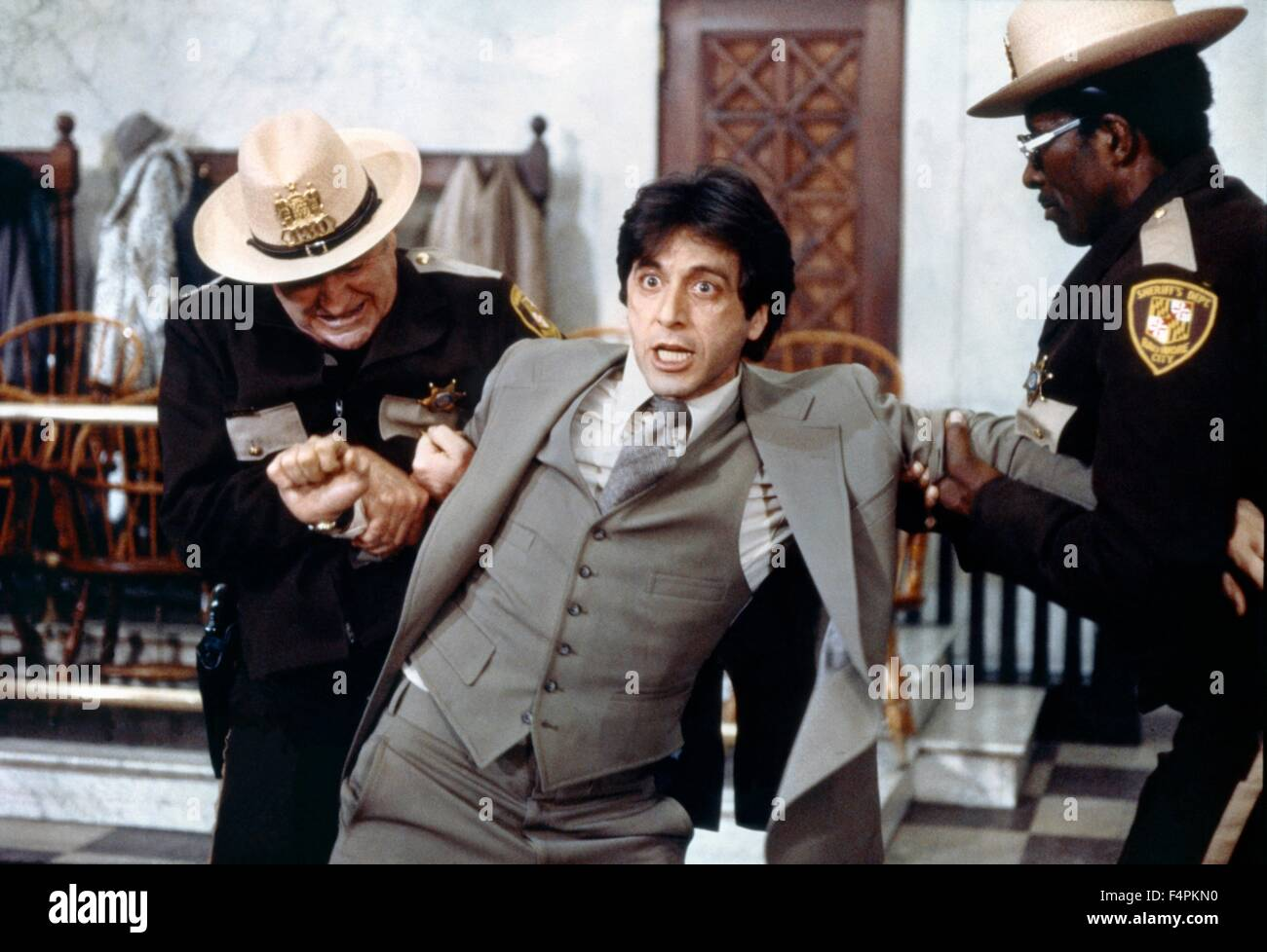 Al Pacino / ...And Justice for All / 1979 directed by ...