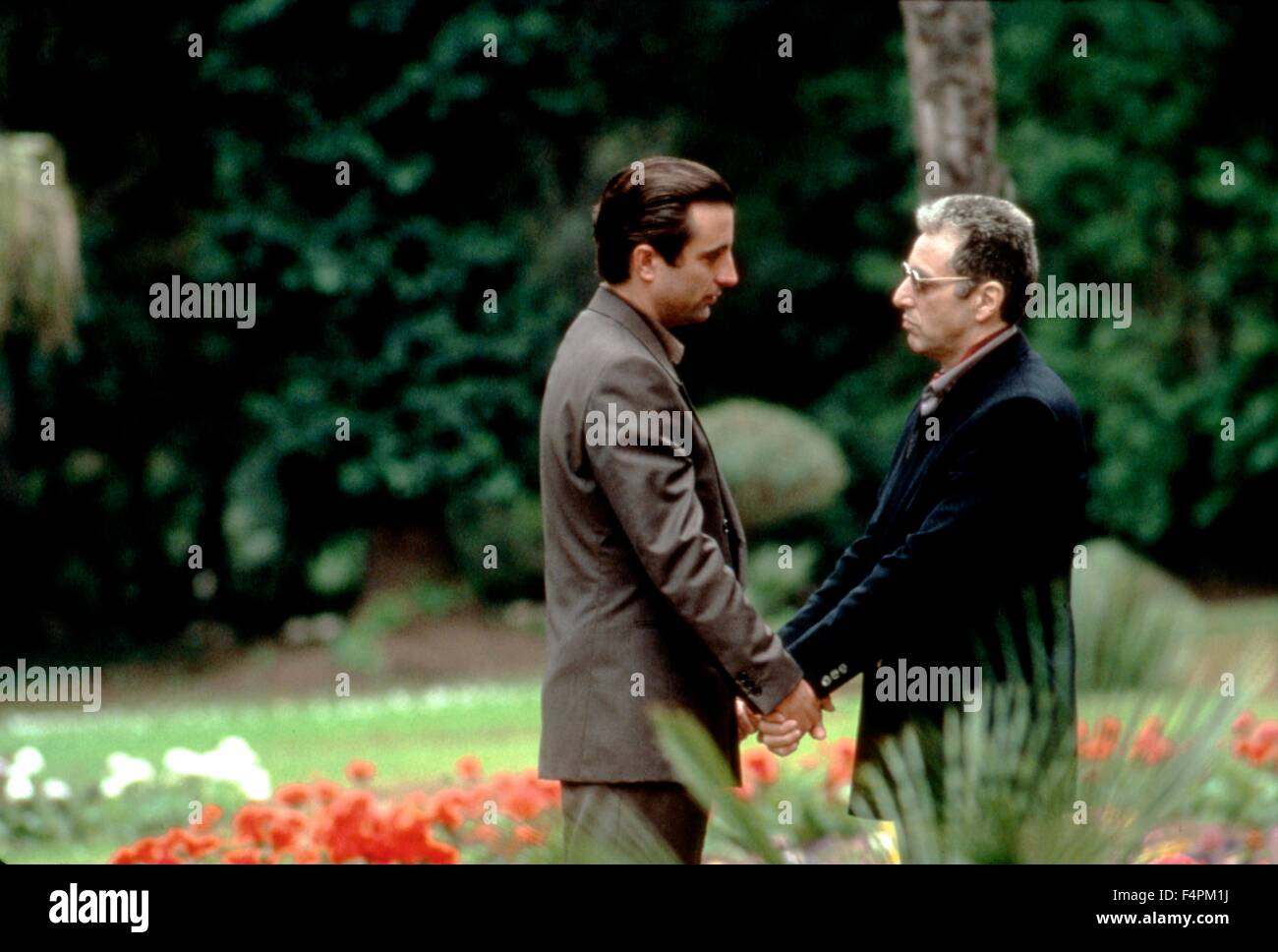 Andy Garcia and Al Pacino / The Godfather: Part III / 1990 ...