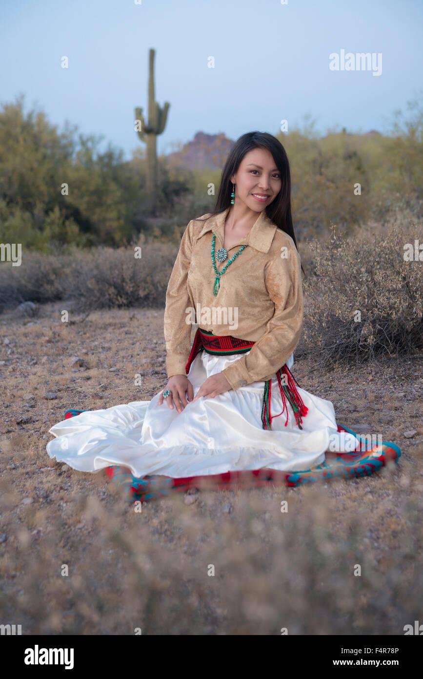 navajo indian woman
