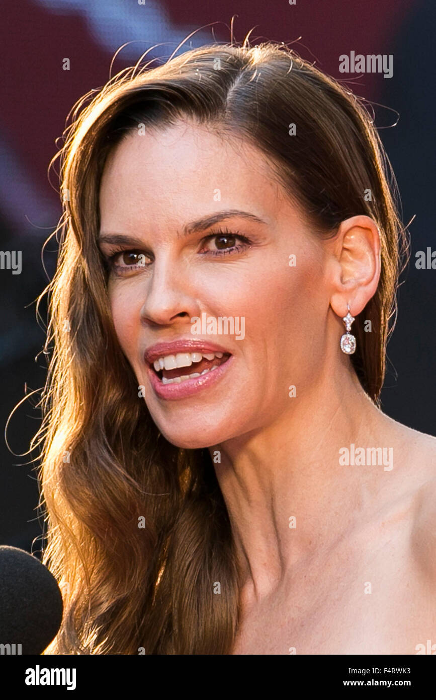 Hilary Swank announces engagement to former tennis player Ruben ...