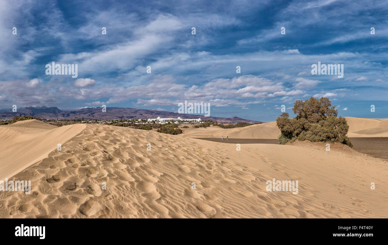 Spain europe maspalomas gran canaria canary islands - Standing canarias ...