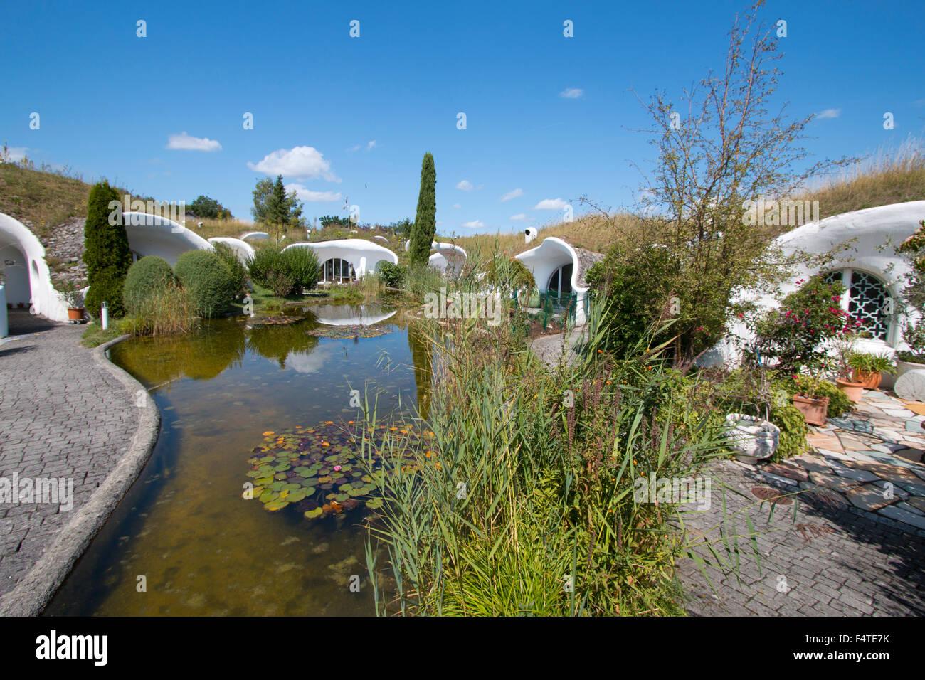 Switzerland dietikon canton zurich earth house earth for Earth house switzerland