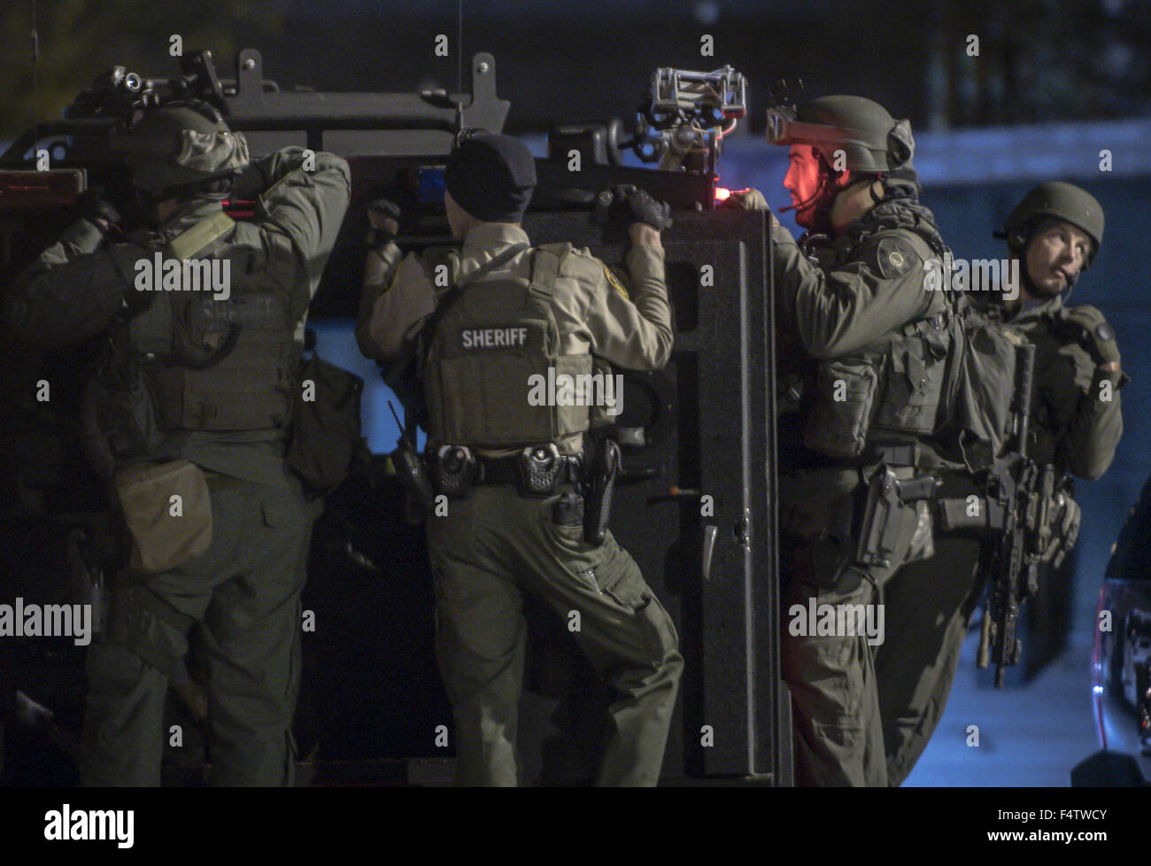 New mexico bernalillo county - Albuquerque New Mexico Usa 21st Oct 2015 Roberto E Rosales Pictured Are Bernalillo County Sheriff Dept Swat Members Riding On An Armored Vehicle On