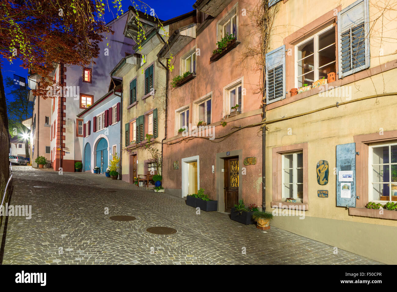 Laufenburg Canton Aargau Switzerland Stock Photo Royalty Free