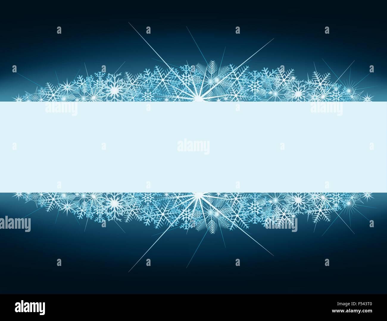 Winter Snow Banner | www.pixshark.com - Images Galleries ...
