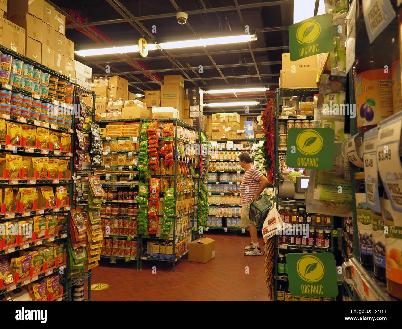 Manhattan Whole Foods Market