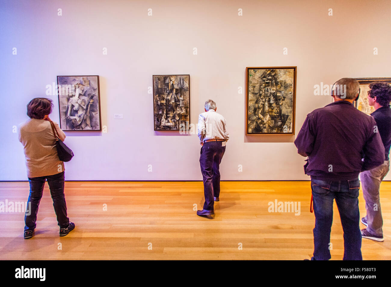 pablo picasso at moma the museum of modern art new york city united stock photo royalty free. Black Bedroom Furniture Sets. Home Design Ideas