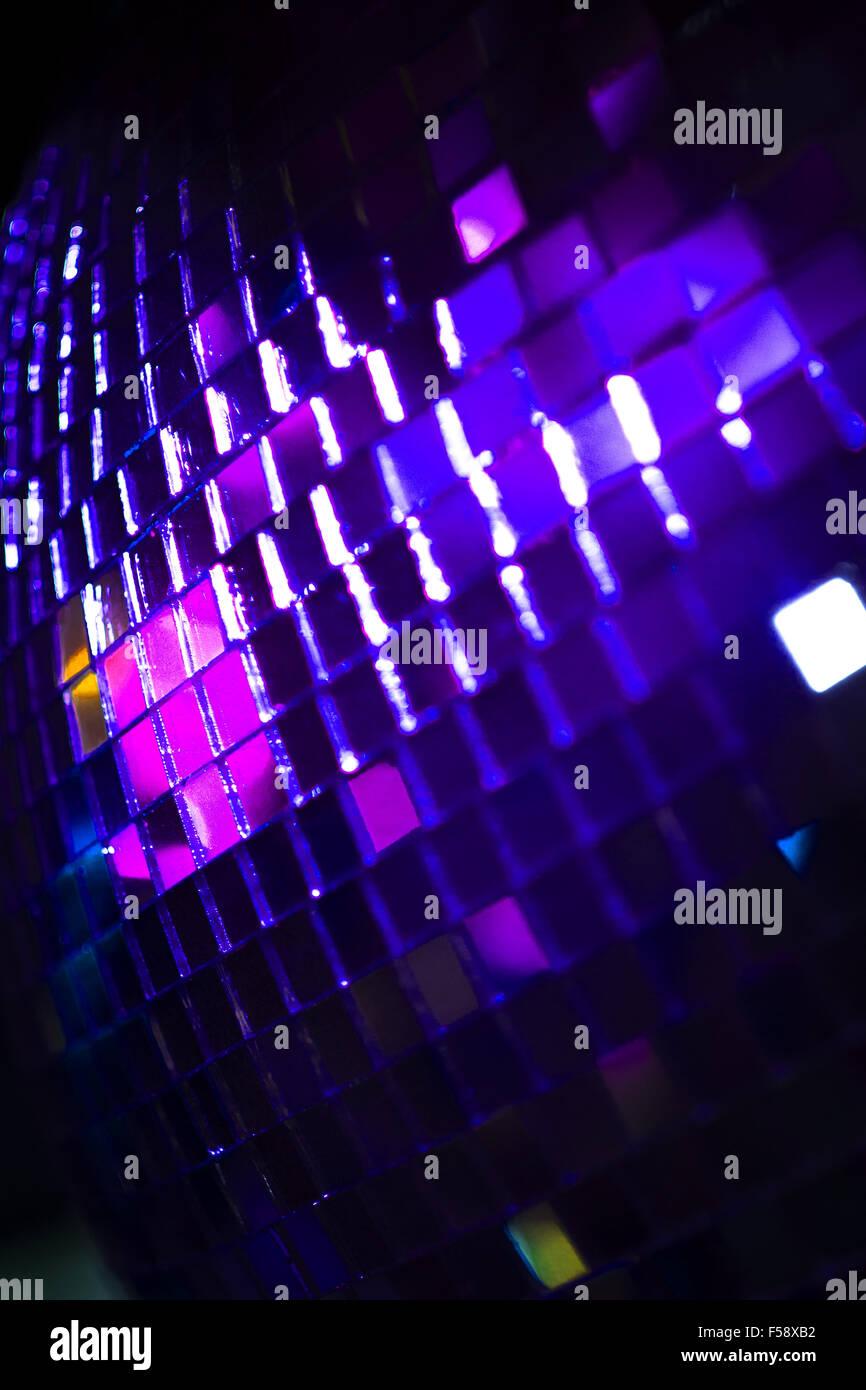 Disco ball in Ibiza house techno dance music wedding ...