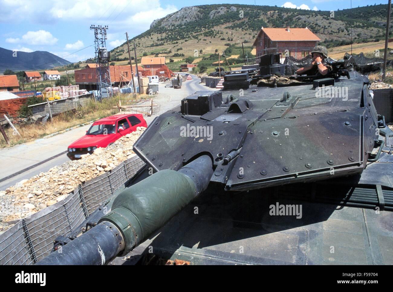 Humanitarian intervention: NATO intervention in KOSOVO - Essay Example