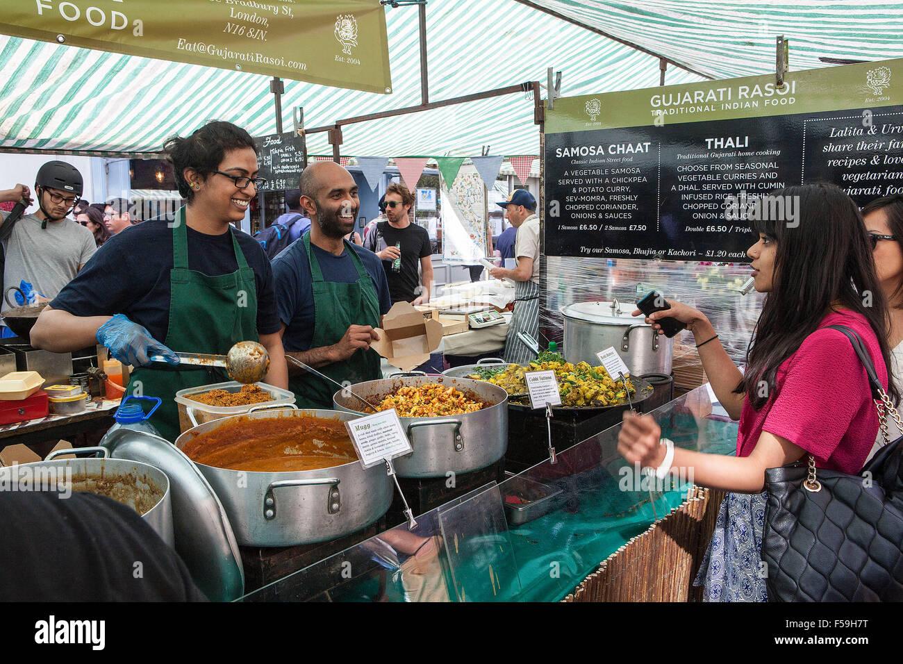 Indian Street Food London