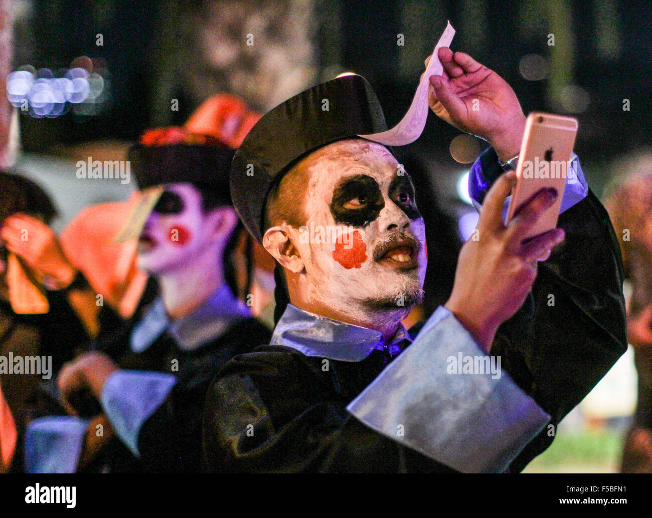 Halloween Usa Costume Hollywood Stock Photos & Halloween Usa ...