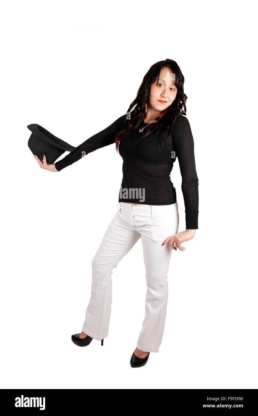 Sweater Dress And High Heels
