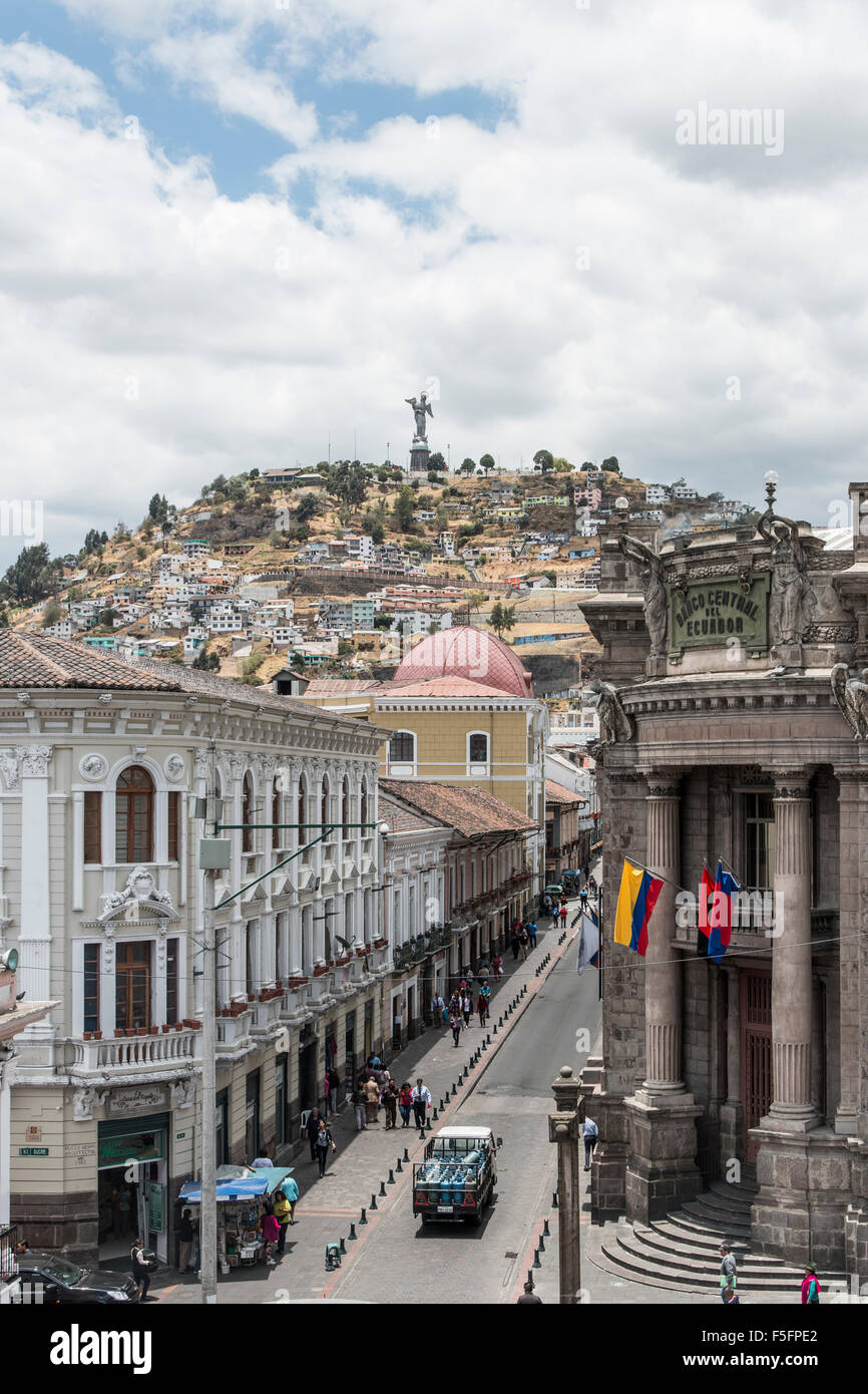At An Elevation Of Metres Ft Above Sea Level Quito - Level above sea level
