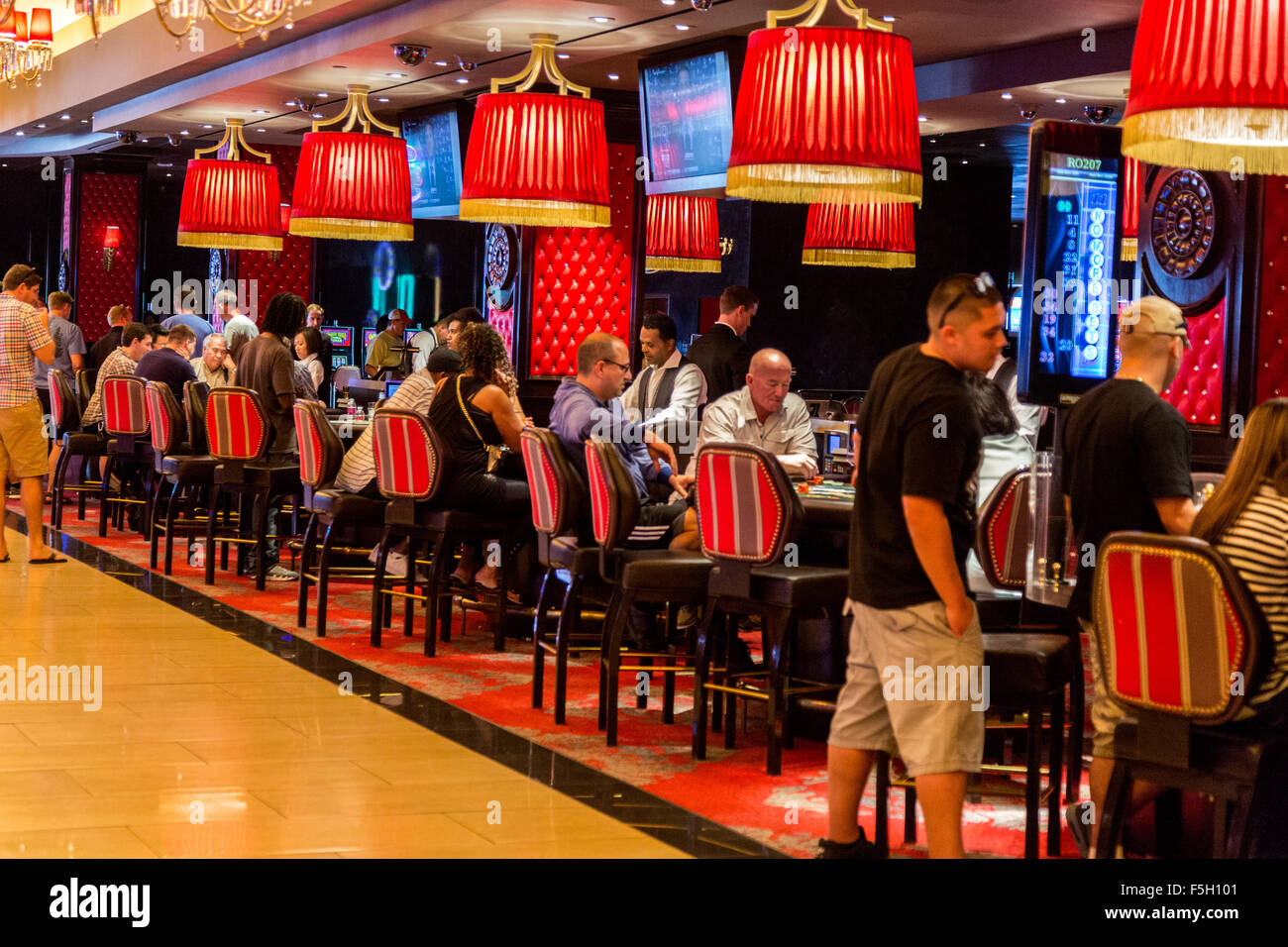 las vegas nevada the linq casino gaming tables - Gaming Tables