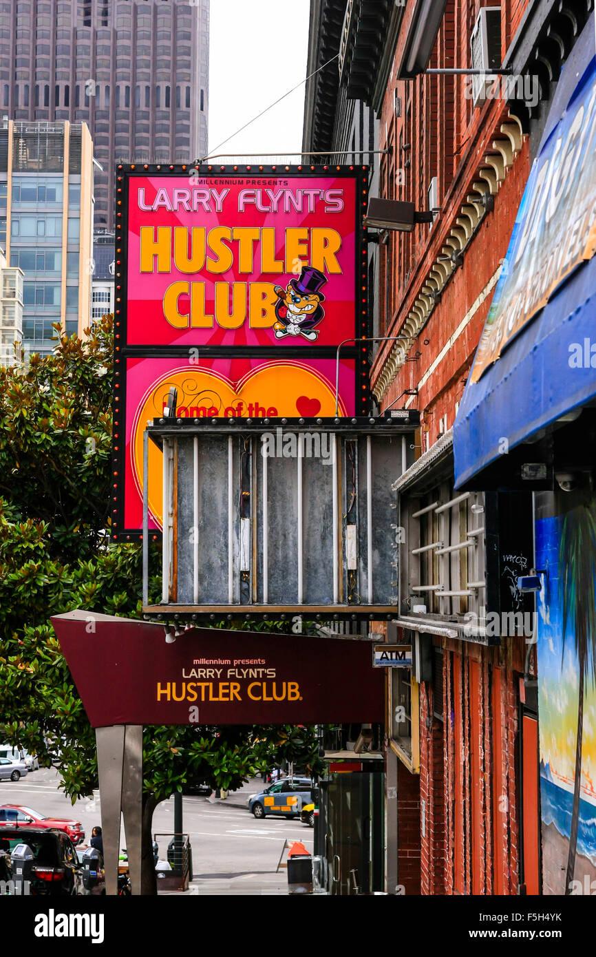 Larry flynt hustler club san francisco