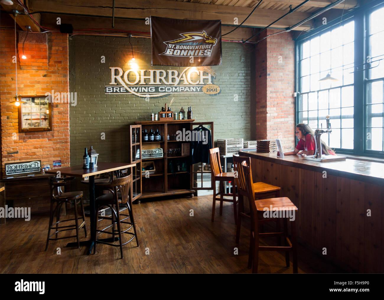 Rohrbach Brewing Company Rochester NY