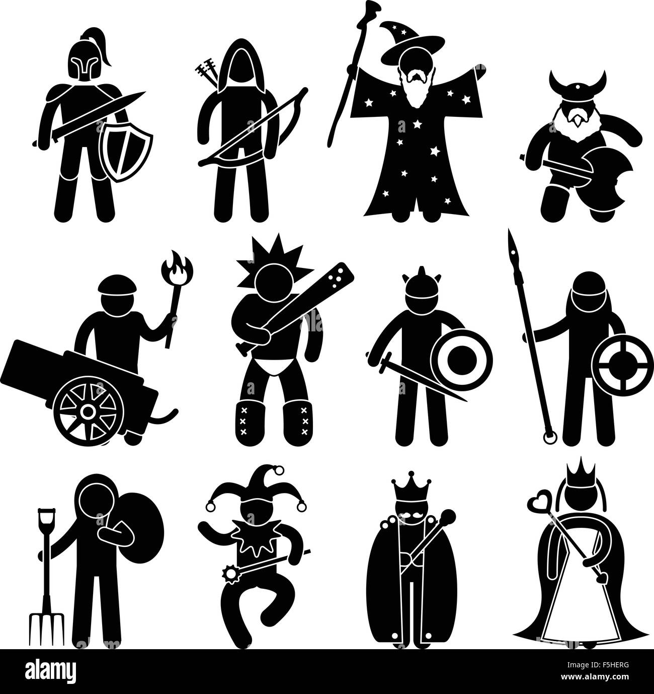 Ancient warrior stock photos ancient warrior stock images alamy ancient warrior character for good alliance icon symbol sign pictogram stock image biocorpaavc Choice Image