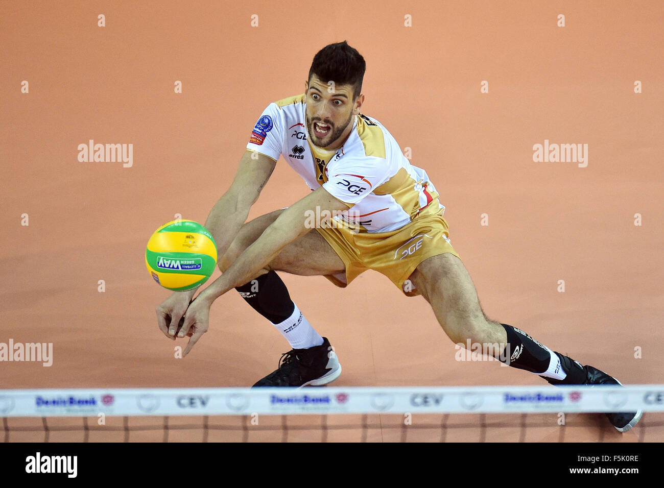 in belchatow stock photos in belchatow stock images alamy liberec 05th nov 2015 men s volleyball champions league 1st round