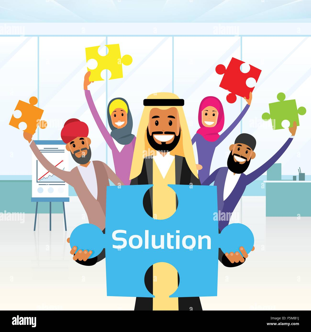 http://c8.alamy.com/comp/F5MB1J/business-people-arab-group-hold-jigsaw-puzzle-piece-concept-of-solution-F5MB1J.jpg