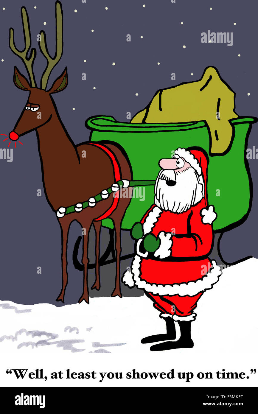 santa delivering christmas presents on stock photos u0026 santa