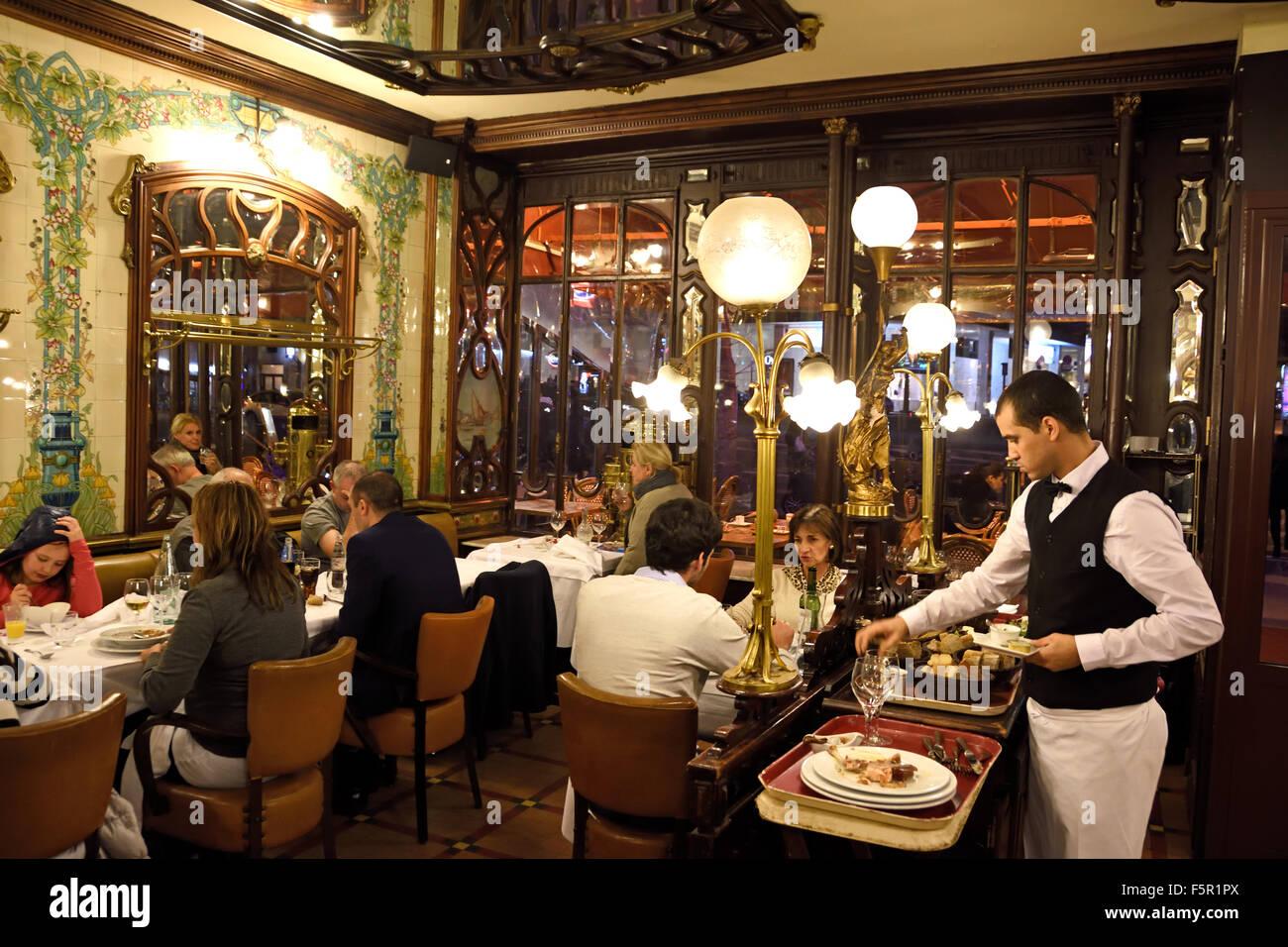 Restaurant Rue Du Temple Paris