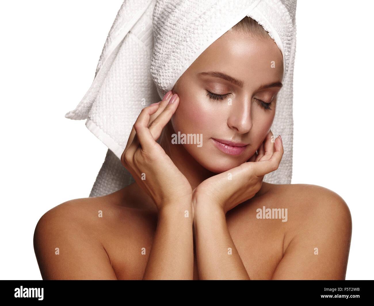 Shower girls