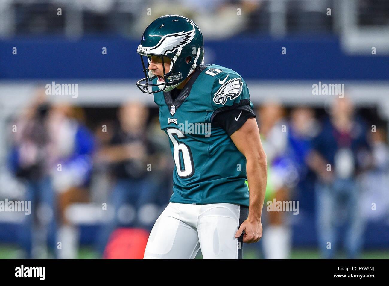 November 08th 2015 Dallas Cowboys punter Chris Jones 6