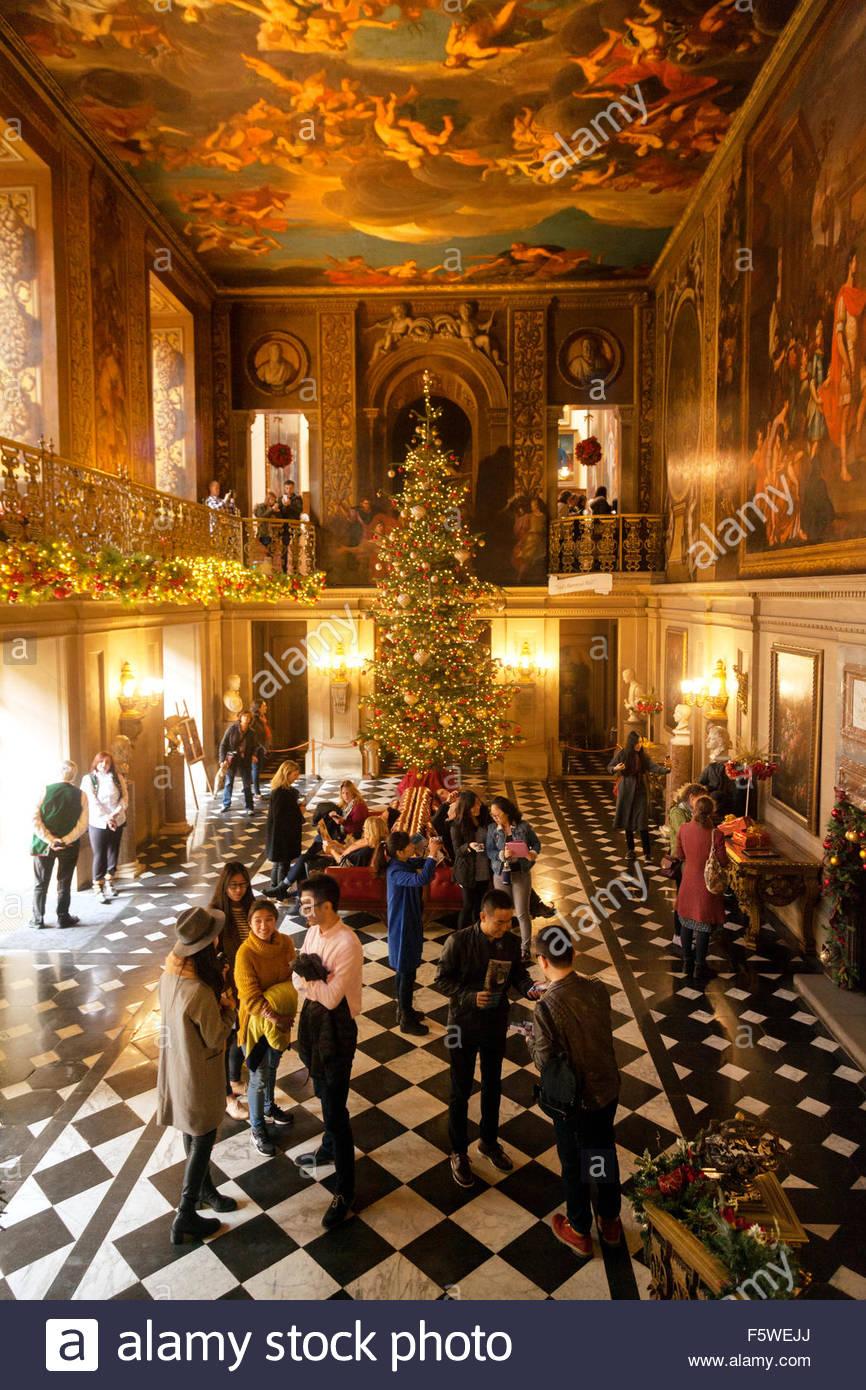 Chatsworth House Interior Photos
